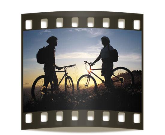 Estupendas rutas para bicicletas de montaña